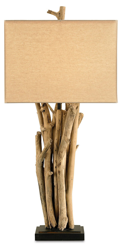 Driftwood Table Lamp - Casey & Company Bespoke Design