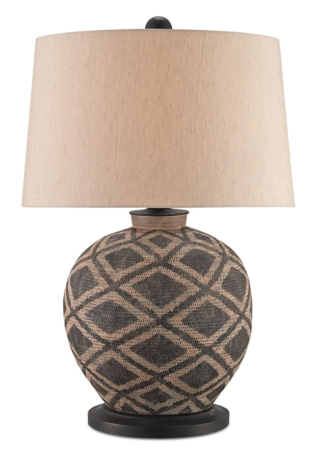 Afrikan Table Lamp - Casey & Company Bespoke Design