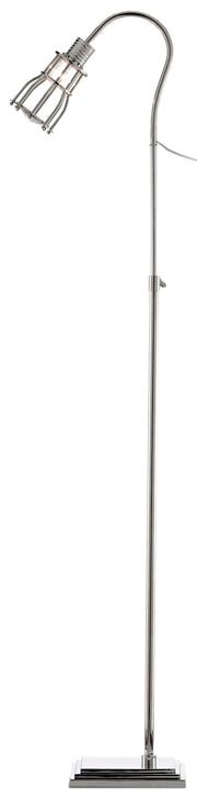 Davy Articulated Floor Lamp - Casey & Company Bespoke Design