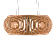Africa Oval Chandelier - Casey & Company Bespoke Design