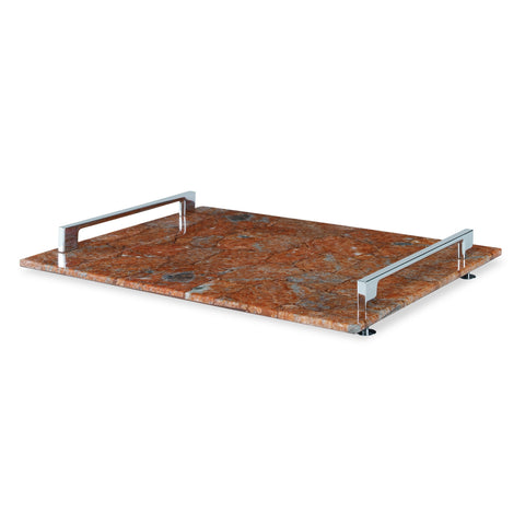 Rio Claro Tray, Large Red - Casey & Company Bespoke Design