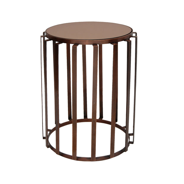 Woodway Side Table - Casey & Company Bespoke Design