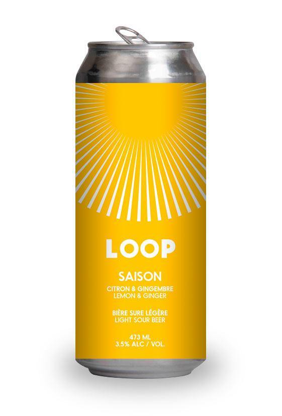 Saison - Sour beer - LOOP Mission