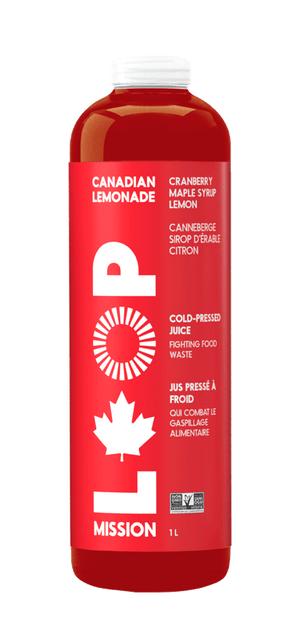 Canadian Lemonade 1L - LOOP Mission