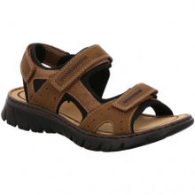 Load image into Gallery viewer, Rieker 2675724 - Velcro Sandal, Wide Fit
