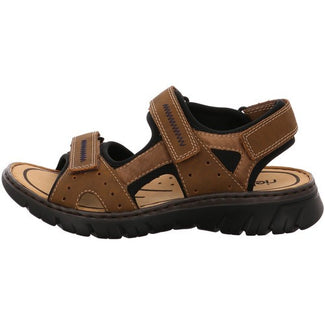Rieker 2675724 - Velcro Sandal, Wide Fit