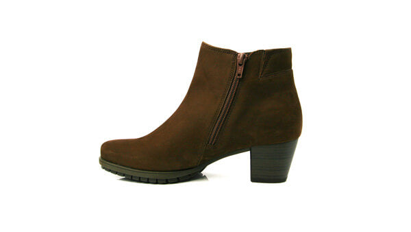Gabor Olivetti-Ankle boot, Wide Fit