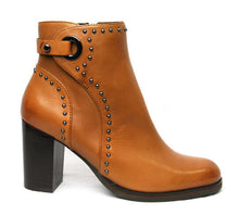 Load image into Gallery viewer, Regarde Le Ciel Adria09-High heel leather boots