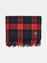 Load image into Gallery viewer, Tommy Hilfiger-TH Wool Scarf