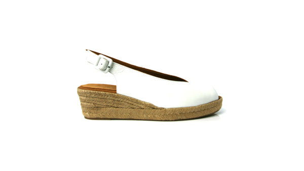 Unisa Casbaswh- Sling Back Wedge