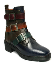 Load image into Gallery viewer, Hispanitas CHI99174-Buckle military boot