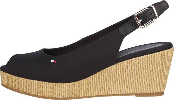 Tommy Hilfiger W04788BLU - Wedge Sling Back