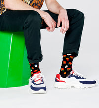 Load image into Gallery viewer, Happy Socks- Men Hamburger Sock