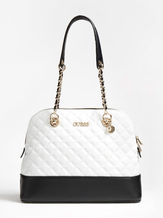 Guess Illy Dome Satchel