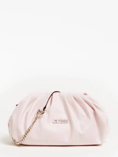 Guess Central City clutch Pink