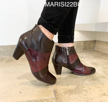 Load image into Gallery viewer, Regarde Le Ciel Marisi22BU- Ankle boot