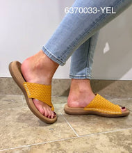 Load image into Gallery viewer, Gabor 6370033 Lanzarote- Toe Post Sandal