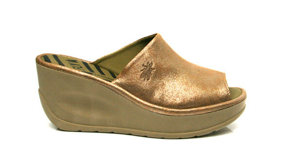 Fly Jamb864 - Wedge mule