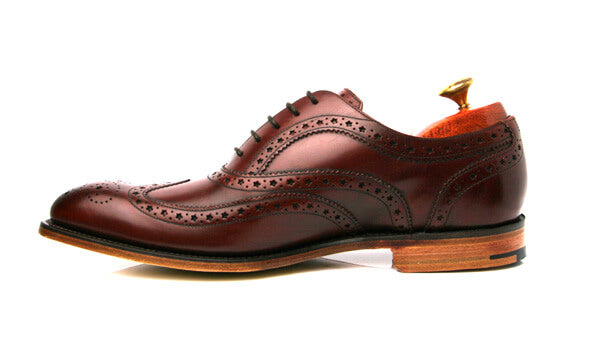 Barker Jensen - Oxford shoe