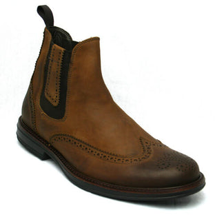 Anatomic Gel Jonas-Cognac leather Chelsea boot