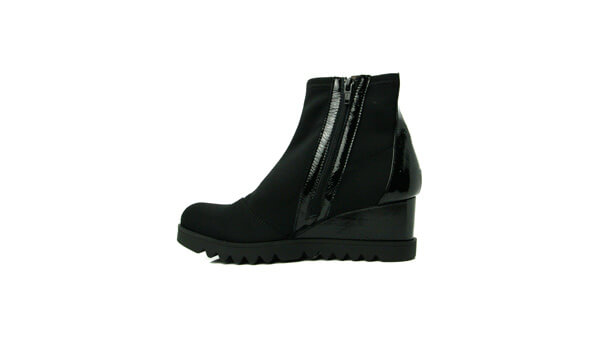 Marco Moreo L230BLK- Wedge ankle boot