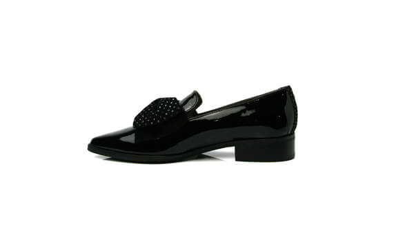 Marco Moreo L250BLK- Slip on shoe