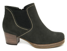Load image into Gallery viewer, Gabor Lilia-Heeled suede Chelsea boot