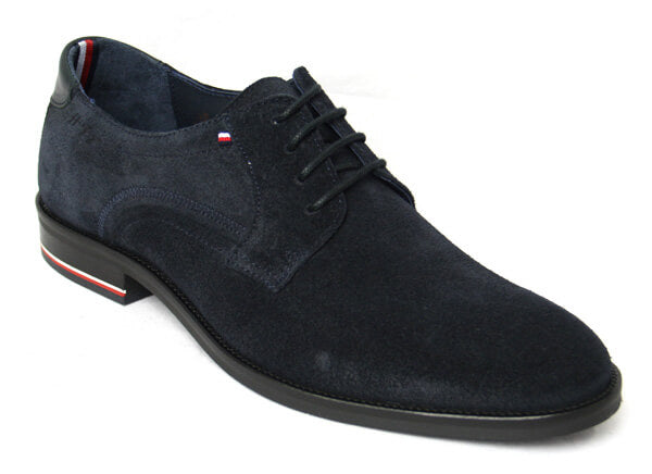 Tommy Hilfiger M02450-suede lace up shoes