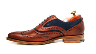 Barker McClean - Brogue shoe