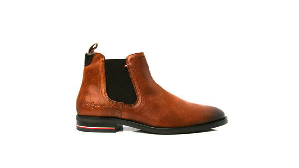 Tommy Hilfiger M031100GVI-Chelsea boot