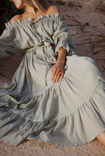 Load image into Gallery viewer, Hazel + Folk Emmaline Gown - Sage