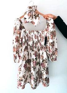 POSSE Allegra Dress - Antique Floral
