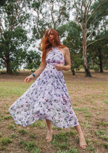Load image into Gallery viewer, Keepsake Lilac Floral Dress