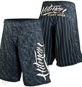 Pinstripe Board Shorts