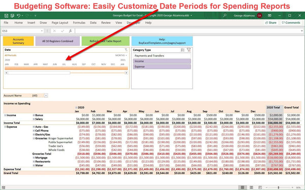 easy money management software
