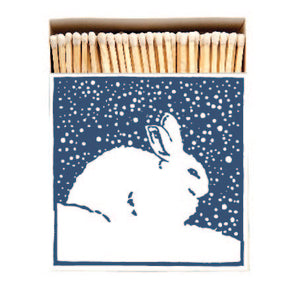 Matchbox Snow Rabbit