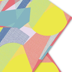 Gift Wrap Paper Geo