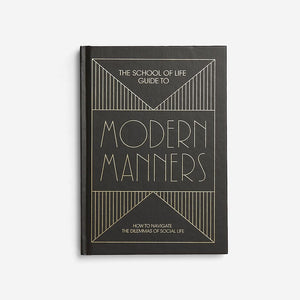 Book Guide to Modern Manners