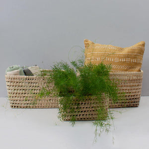 Deya Weave Storage Basket - Assorted