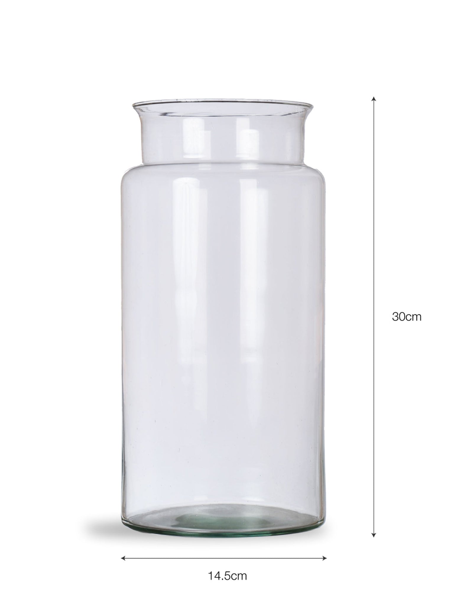 Broadway Glass Vase Range