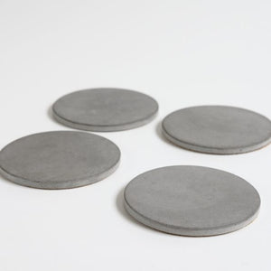 Concrete Coaster - Set of 4