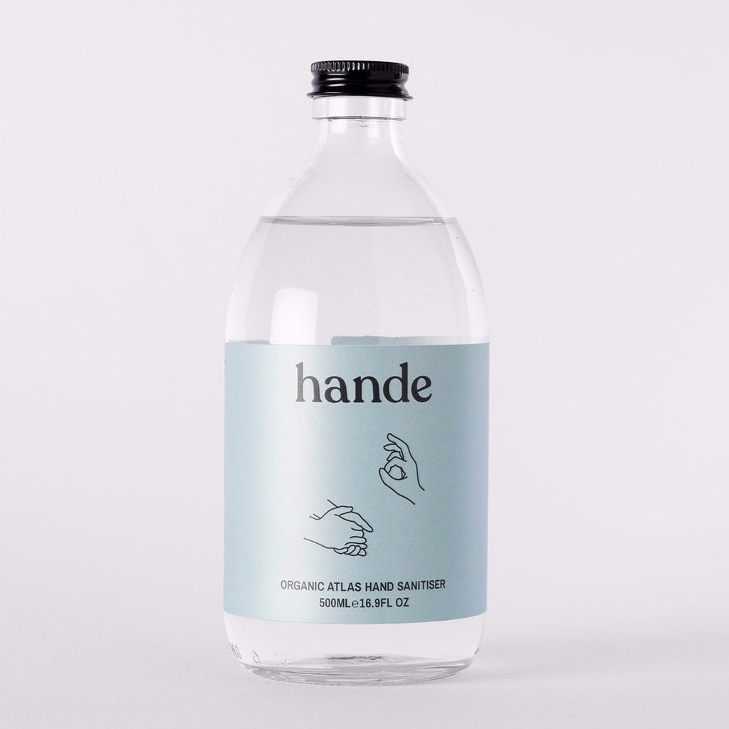 Organic Atlas Hand Sanitiser 500ML Refill Bottle