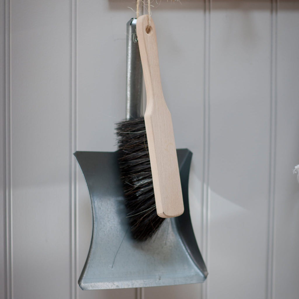 Galvo Dustpan & Brush