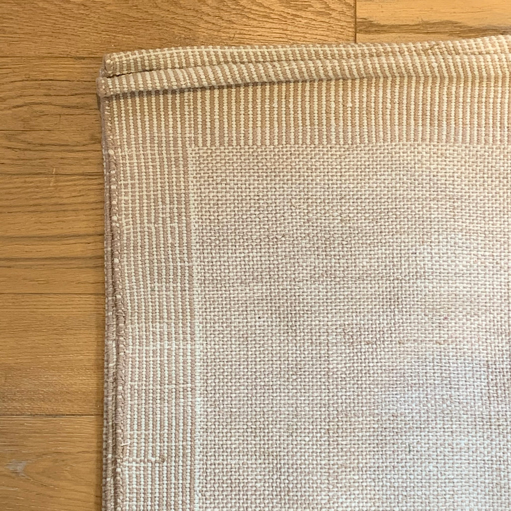 Brown/Cream Rug 190x245cm
