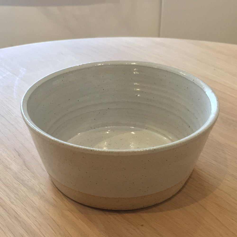 Petra Stoneware Bowl Off White Range - Assorted