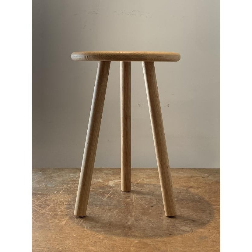 Pop Side Table/Stool in Leicestershire Oak