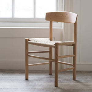 Longworth Chair Oak