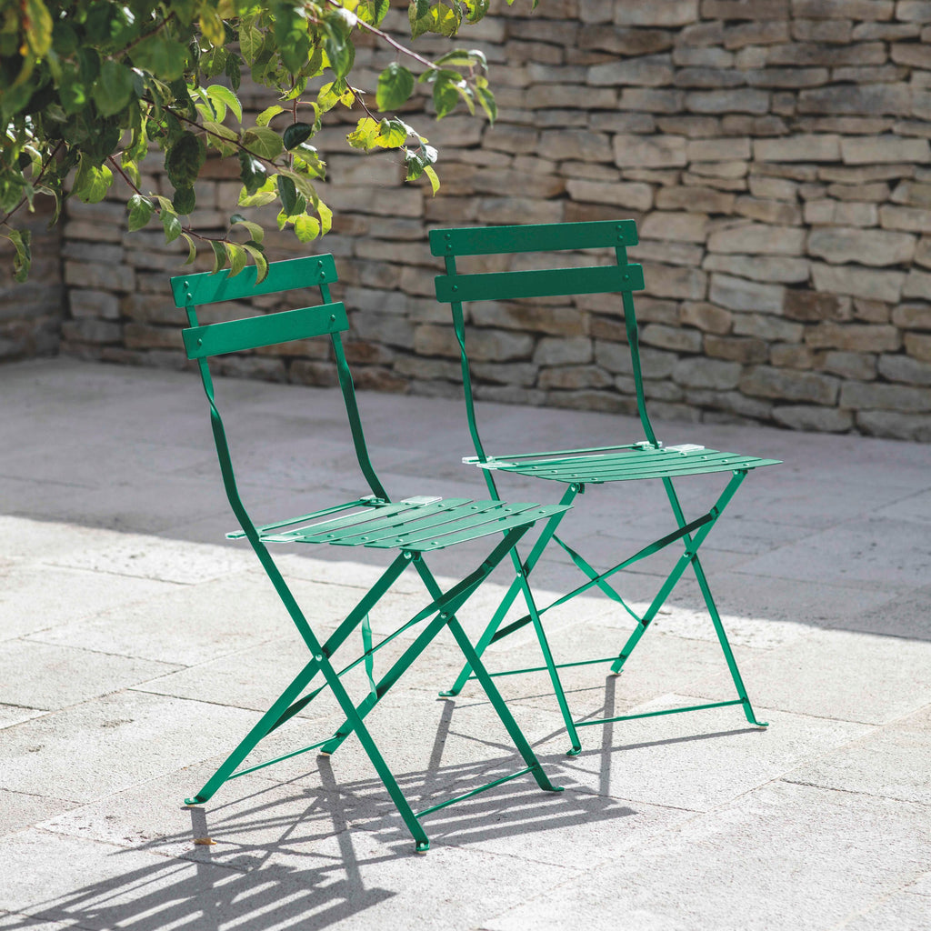 Outdoor Cafe Chair - Assorted