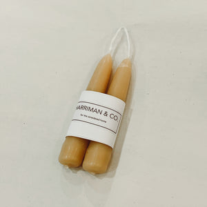 Beeswax Candles - Stubby Standard 112x22mm