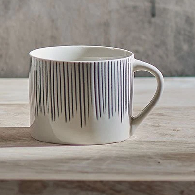 Karuma Mug - Black & White